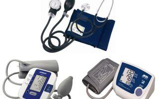 Все о приборах для измерения артериального давления человека