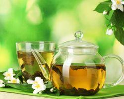 Влияние зелёного чая на давление человека