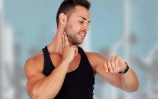 Нормы пульса для мужского пола