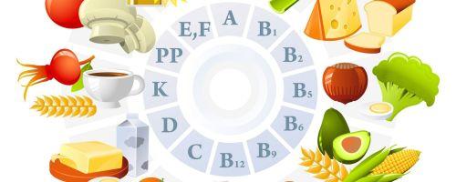 Витамины и минералы при гипертонии