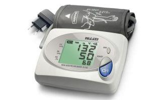 Показатели артериального давления 130 на 50