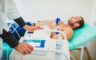 Как проводят ЭКГ при гипертонической болезни?