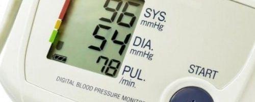 Причины давления 90/50