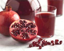 Как гранатовый сок влияет на артериальное давление?