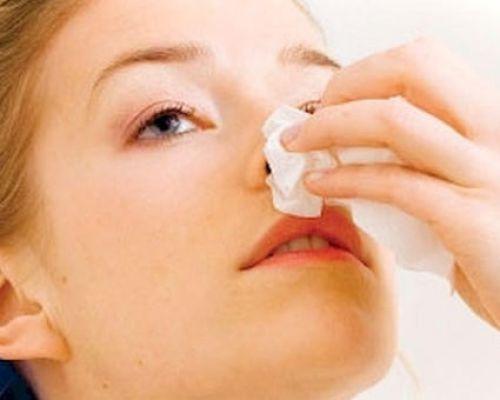Какое давление провоцирует выделение крови из носа?