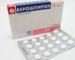 Инструкция по применению лекарственного препарата Верошпирон