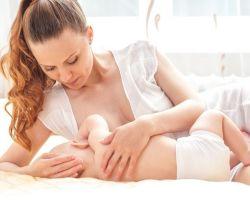Как можно снизить АД при кормлении грудью