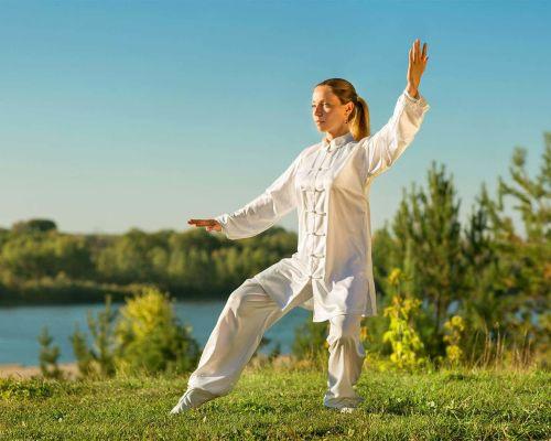 Лечение гипертонии китайской гимнастикой цигун