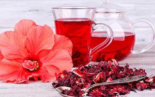 Влияние чая каркаде на артериальное давление