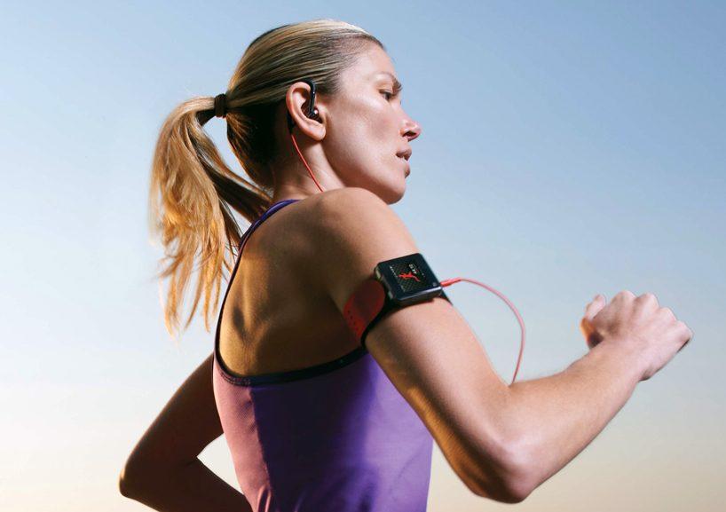 Контроль показателей давления у спортсмена