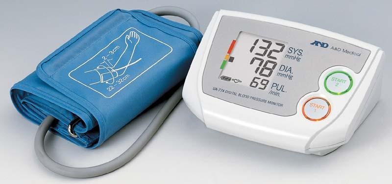 Осциллометрический метод измерения давления