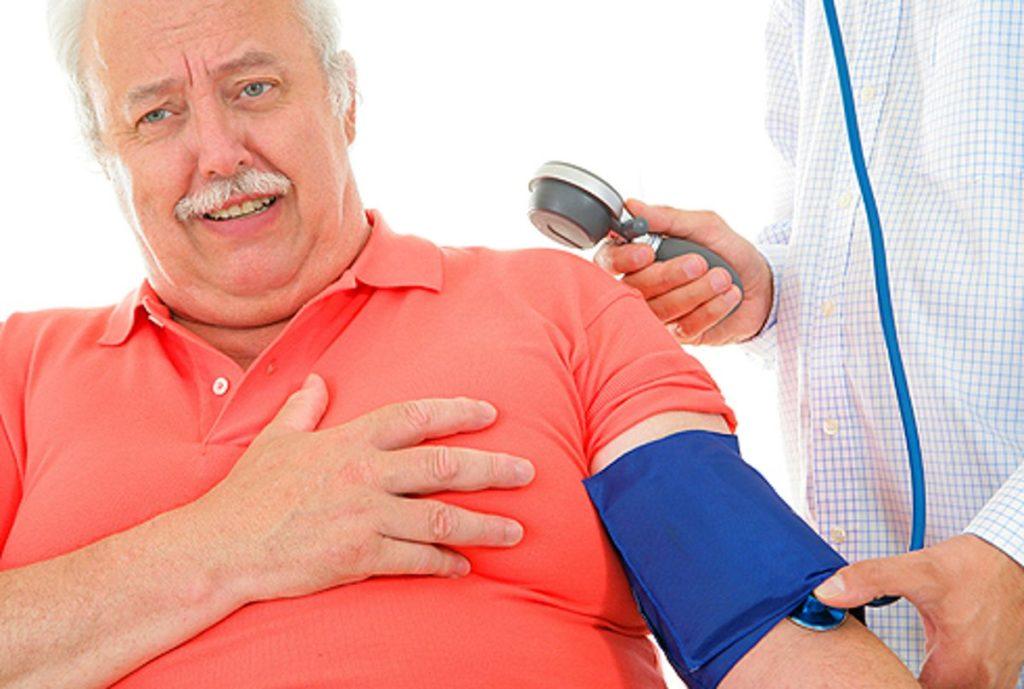 Гипертонический криз и остеохондроз: лечение, причины