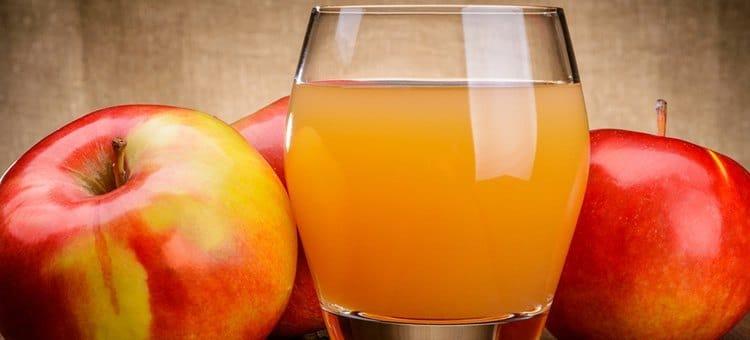 Польза яблок и яблочного сока