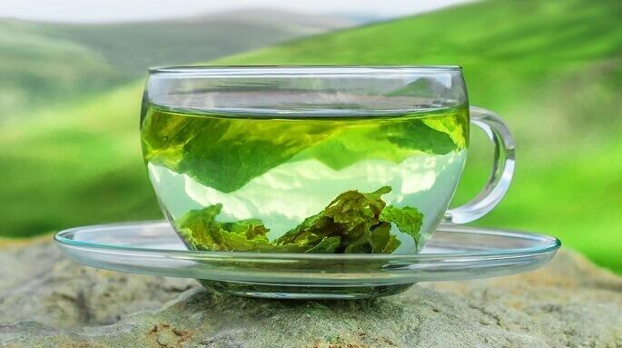 Зеленые виды чаев от гипертонии