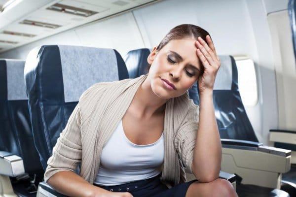 Что принимать при головокружении в самолете