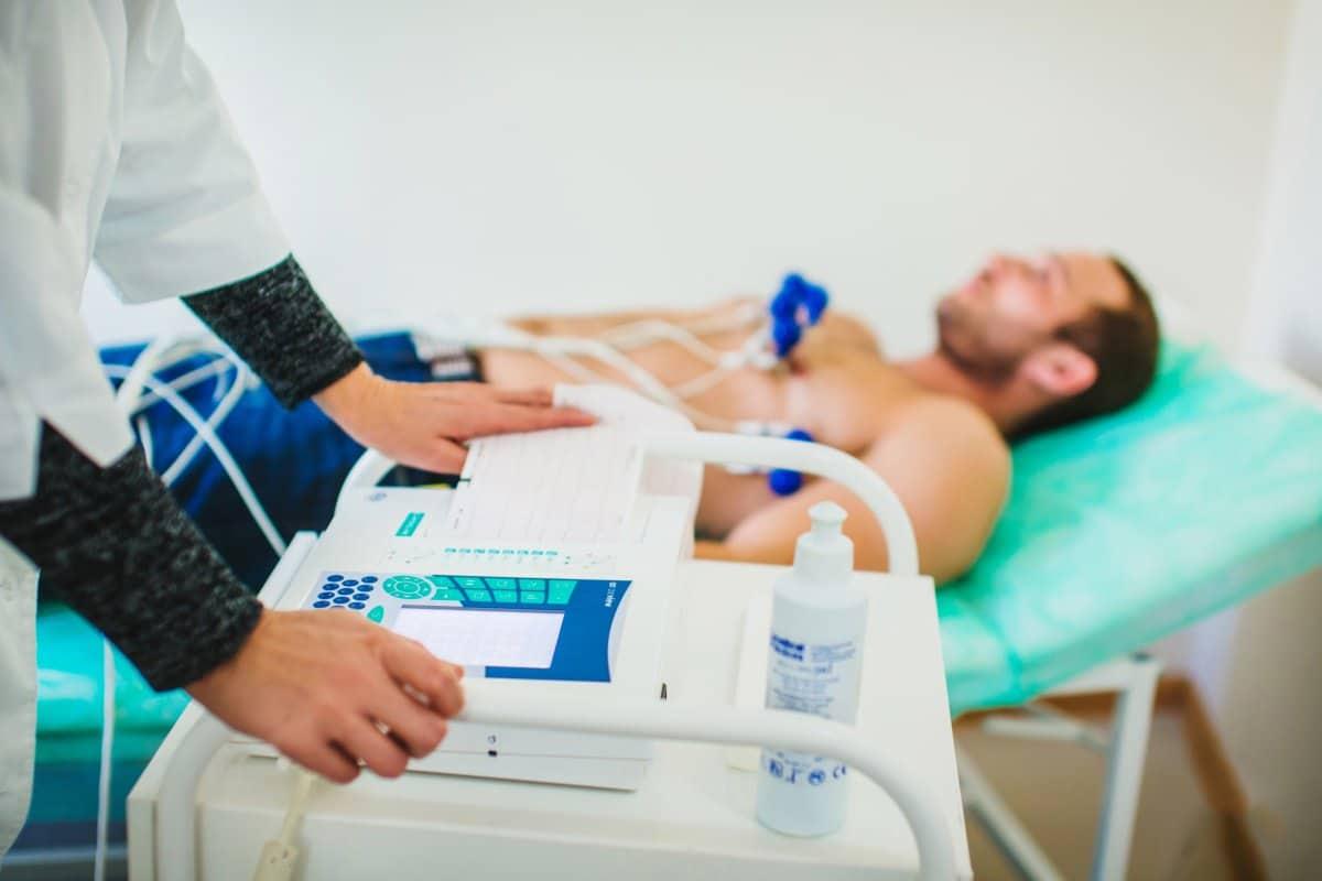 ЭКГ при артериальной гипертензии
