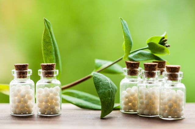 Гомеопатические препараты в борьбе с гипертонией