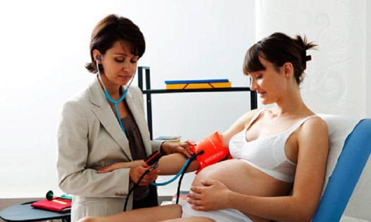 давление при беременности 150 на 90