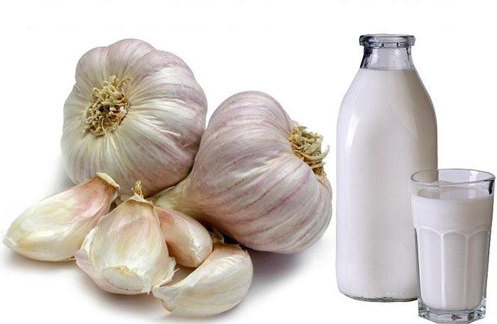 Рецепт с молоком