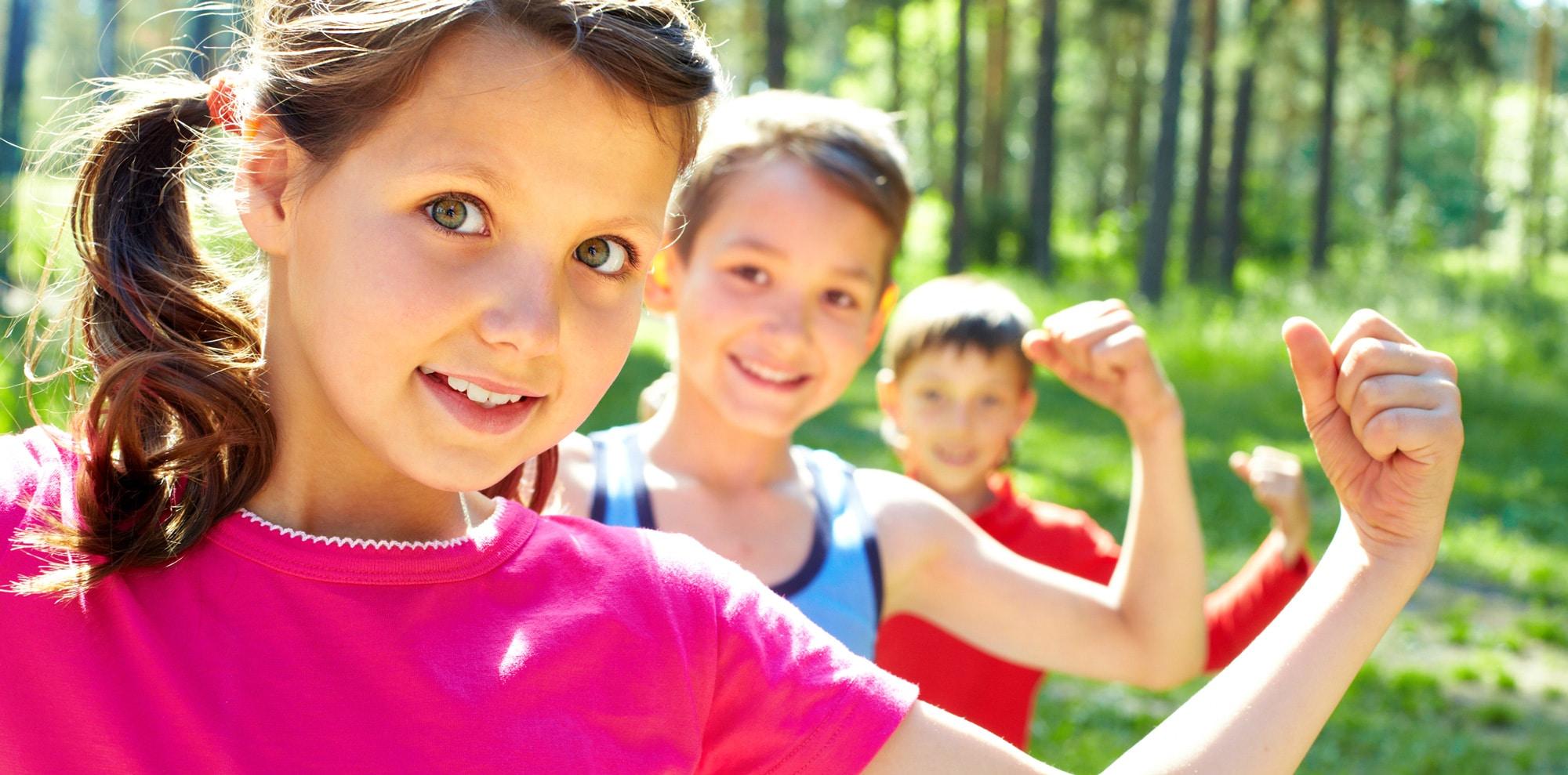 Здоровый образ жизни детей