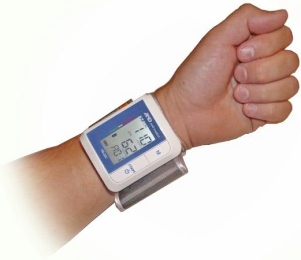 Измерение частоты биения сердца