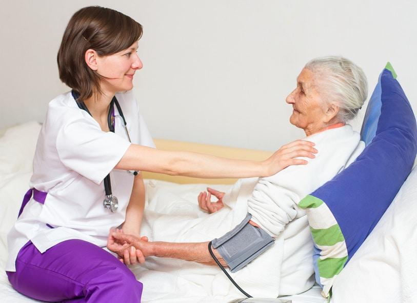 Контроль состояния пациента