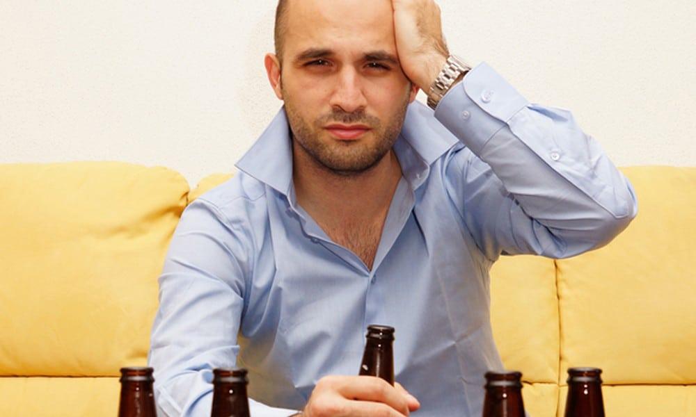 Головная боль после приема алкоголя