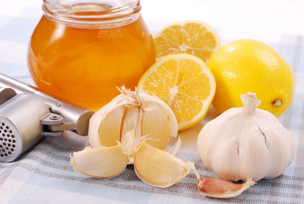 Приготовление настойки с лимоном