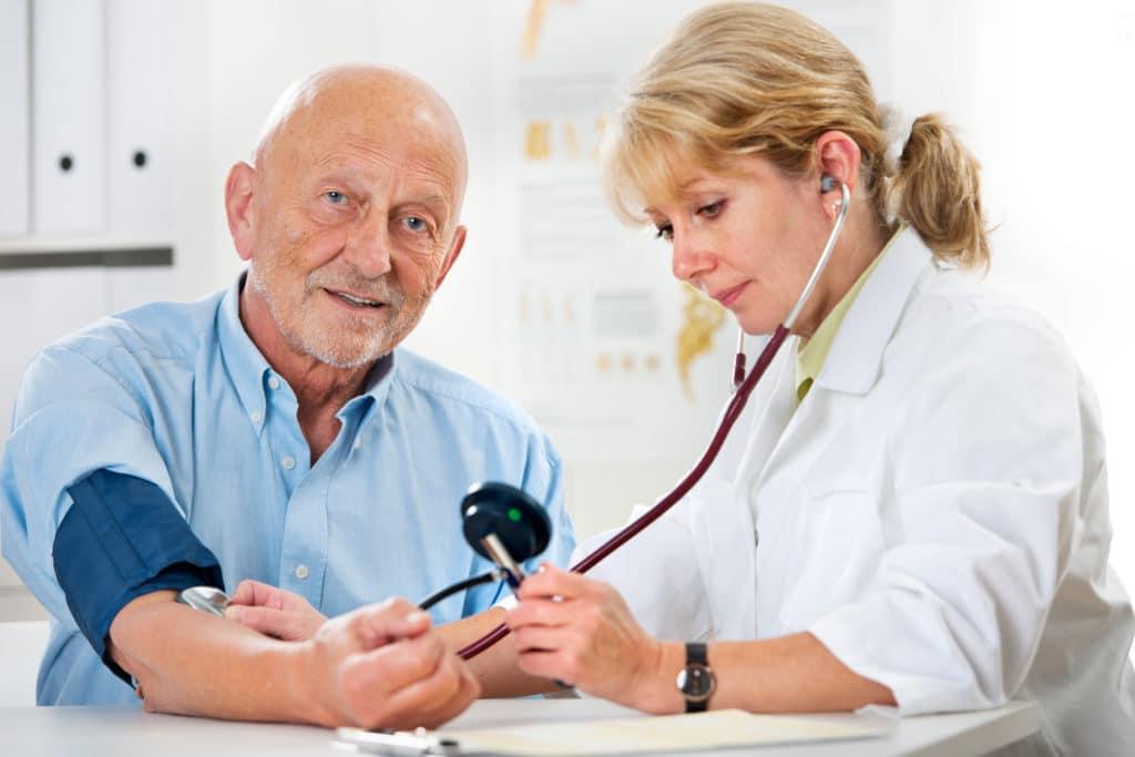 Нормальный пульс для пожилого человека