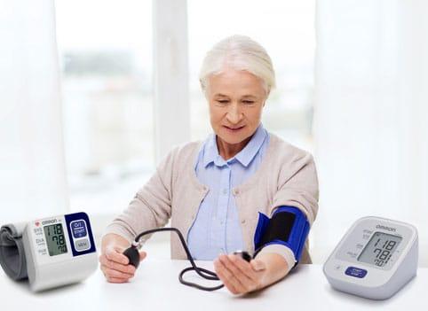 Тонометр для пожилых людей