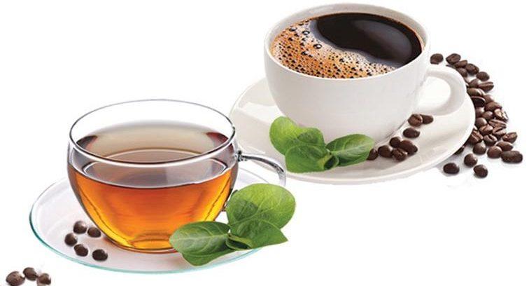 Чай или кофе повышают давление