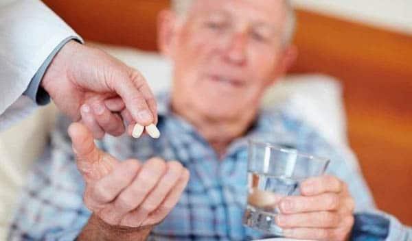 Таблетки от давления для пожилых людей