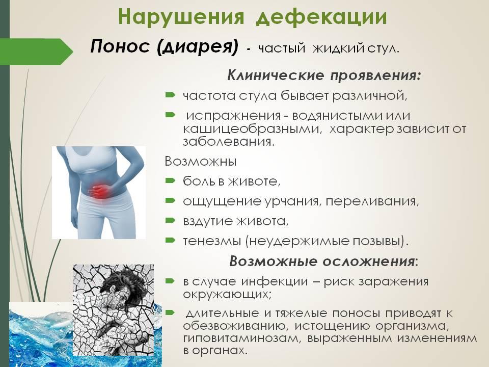 Высокое давление и понос - диарея при гипертонии
