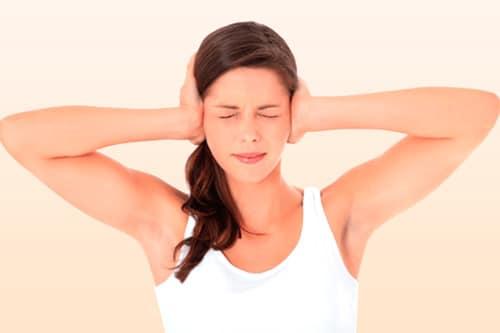 Шум в ушах при нормальном давлении